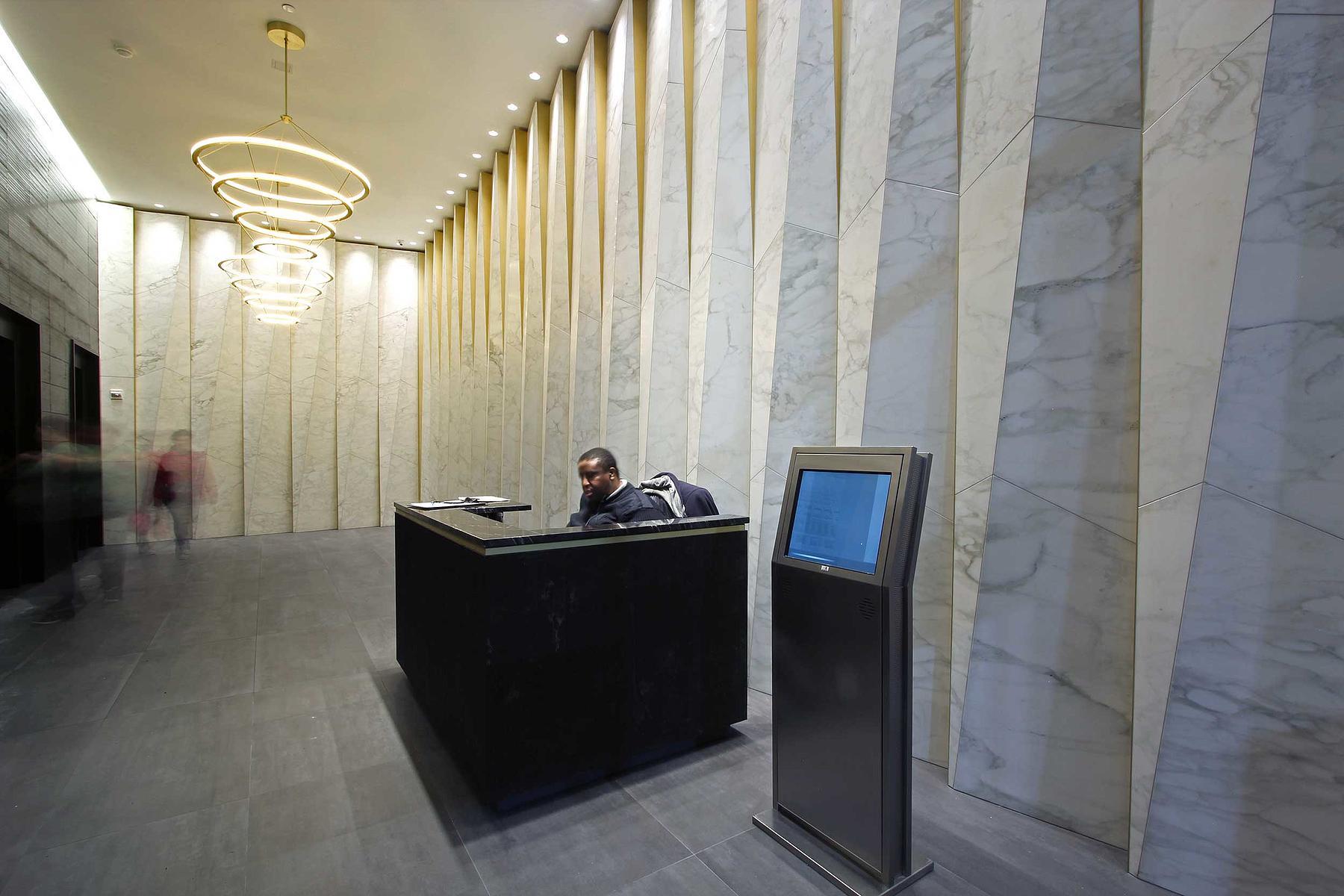 Situ Waitex Tower Lobby