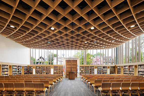Situ Joel Braverman High School Bet Midrash Canopy