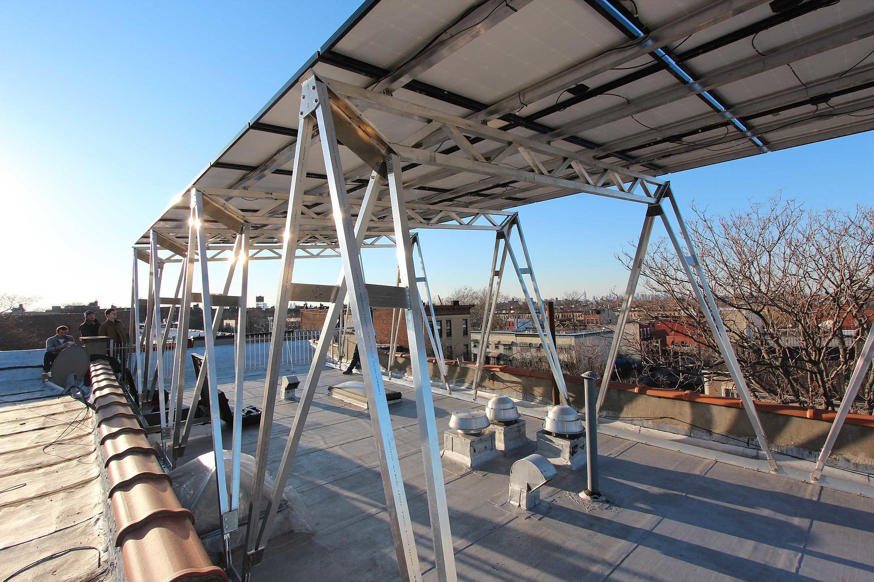 Situ Solar Canopy