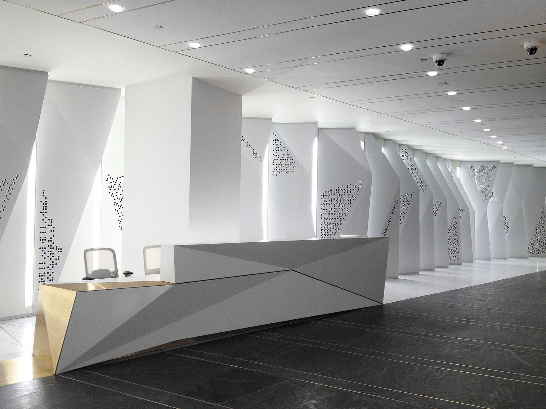 Situ New York Tech Office Lobby