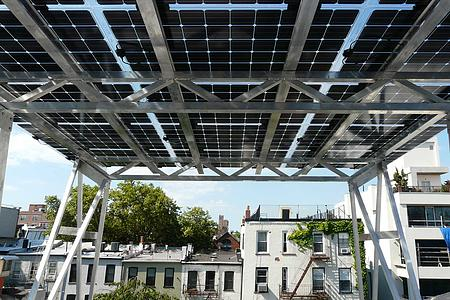Situ Solar Canopy Receives Nycxdesign Award