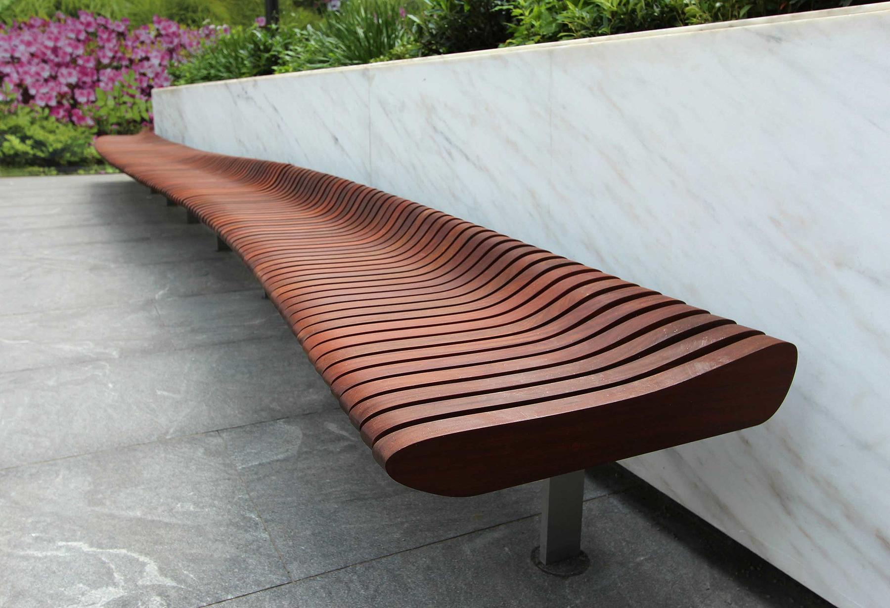 Situ Hudson Yards Benches